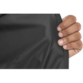 PEARL iZUMi Elite Barrier Jacket Herren black/black